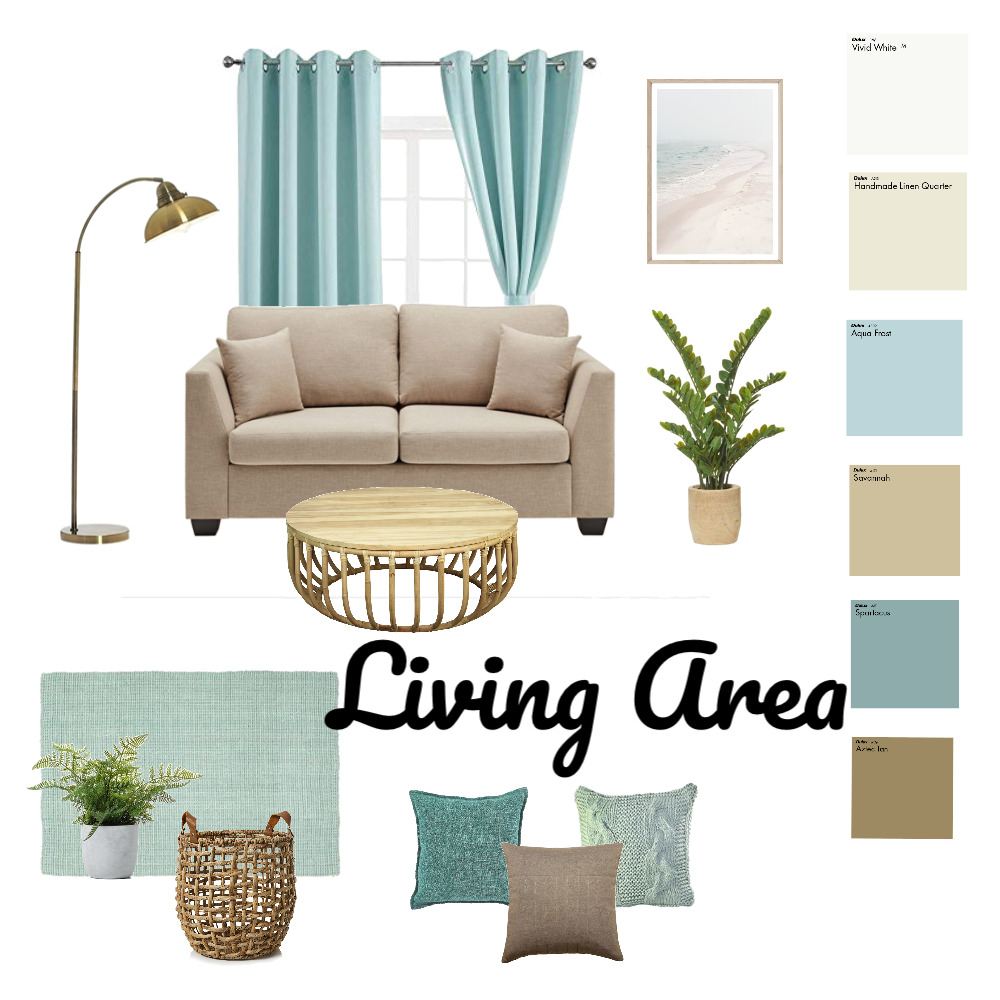 Foggy Heights Living Area Interior Design Mood Board by alhenzairene on Style Sourcebook