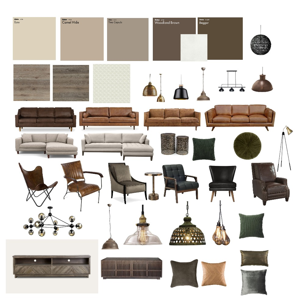 Cindys Living room Interior Design Mood Board by cindyk on Style Sourcebook