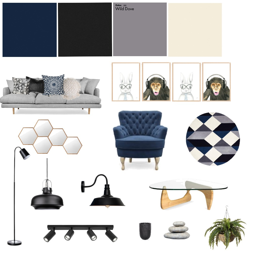 Tito Aivan Interior Design Mood Board by tinteriors on Style Sourcebook