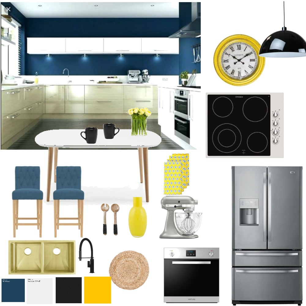 Mood board 2 Interior Design Mood Board by richie on Style Sourcebook
