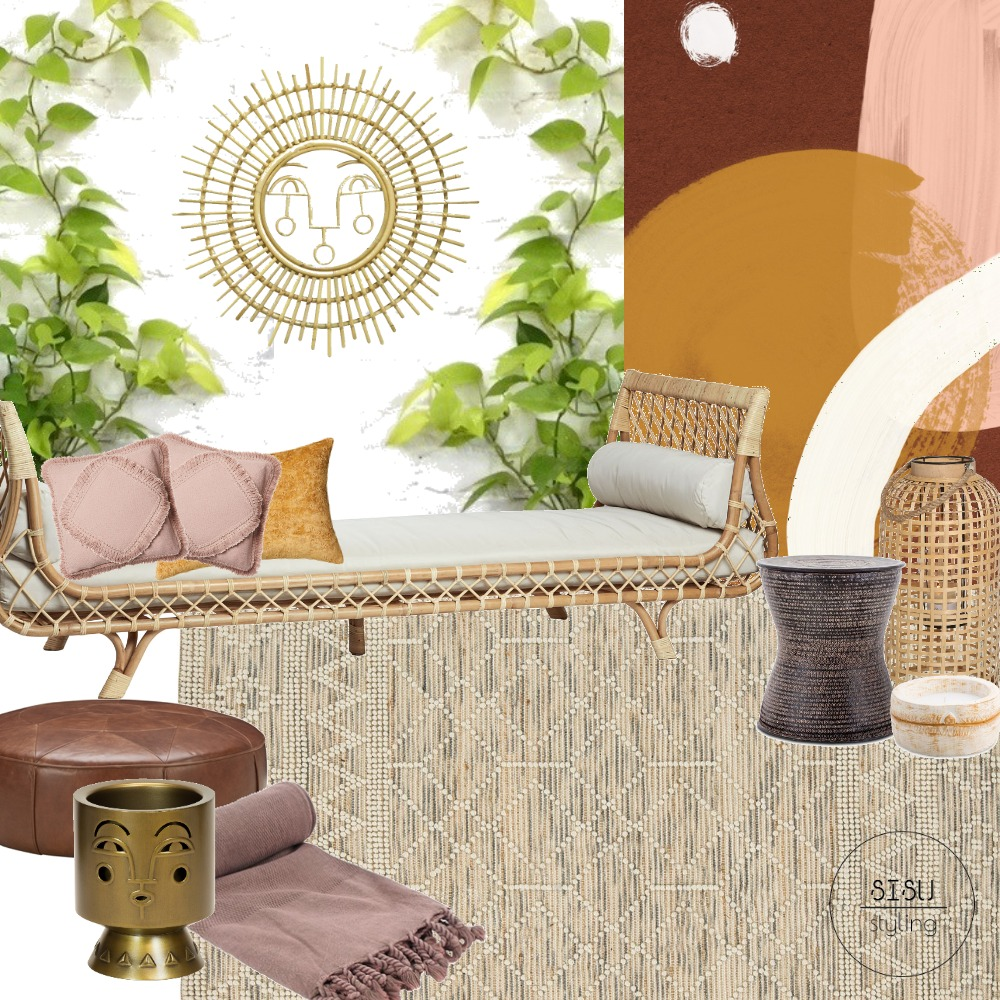 Sunroom Interior Design Mood Board by Sisu Styling on Style Sourcebook