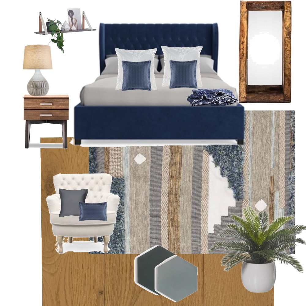 Bondi Apartment Interior Design Mood Board by AnaStyles on Style Sourcebook