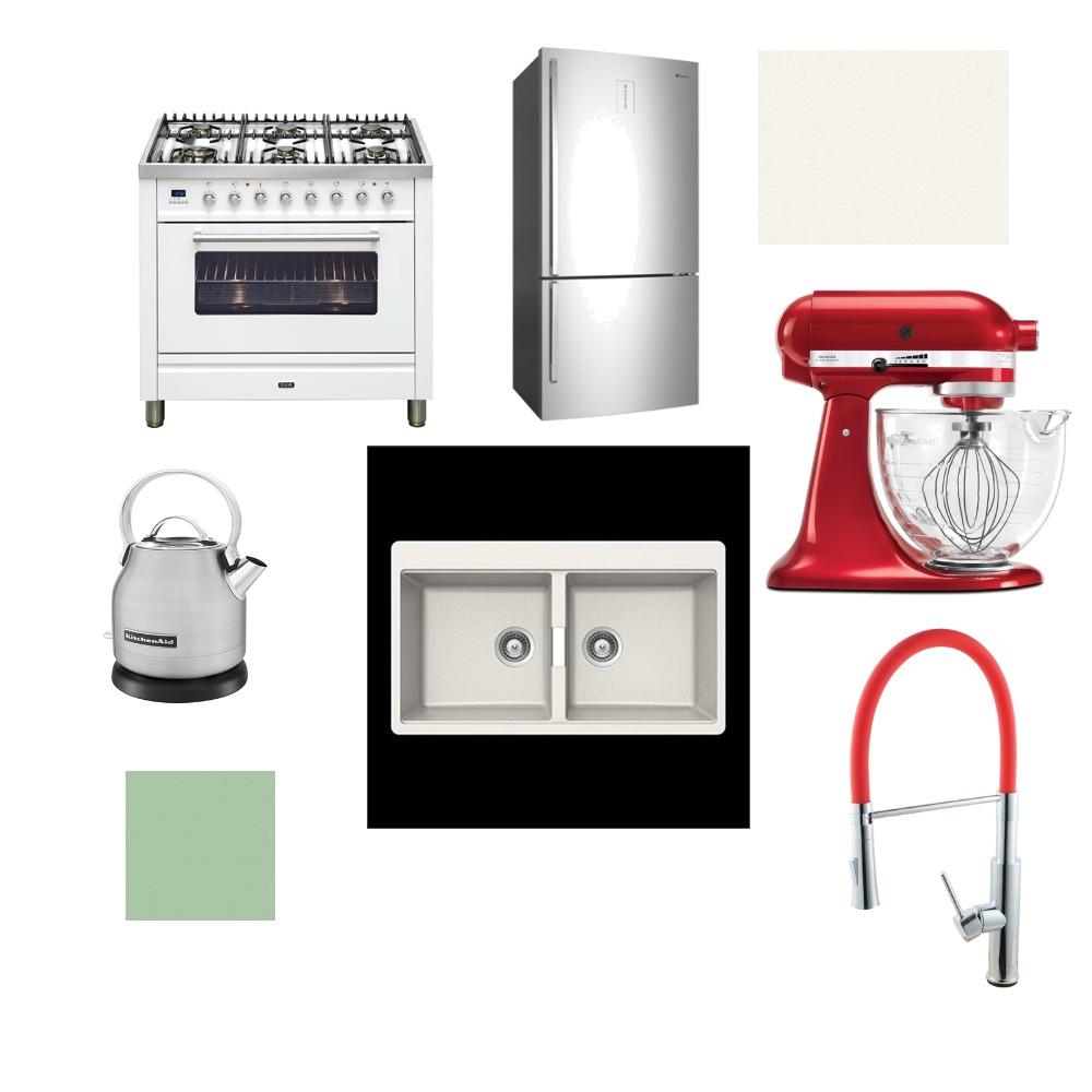 Kitchen Interior Design Mood Board by gillian on Style Sourcebook