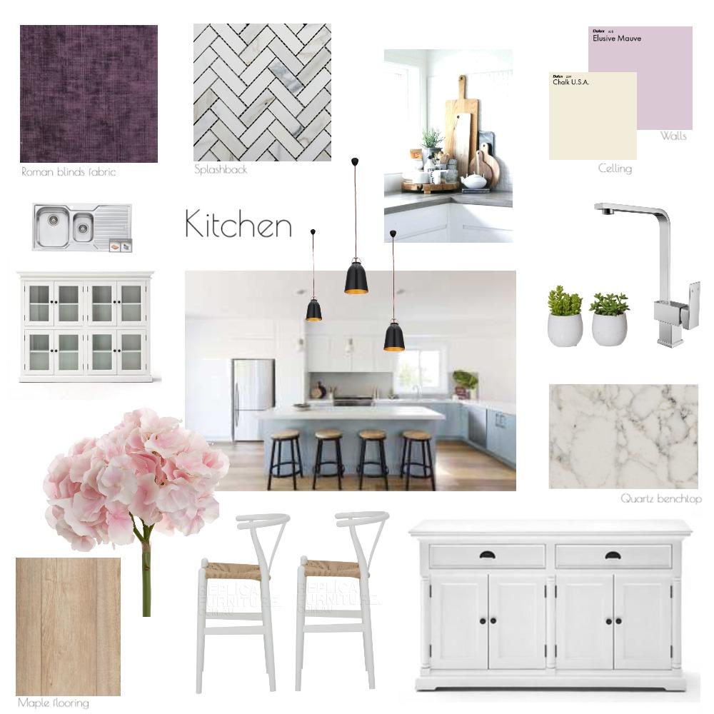 kitchen Interior Design Mood Board by Roxana on Style Sourcebook