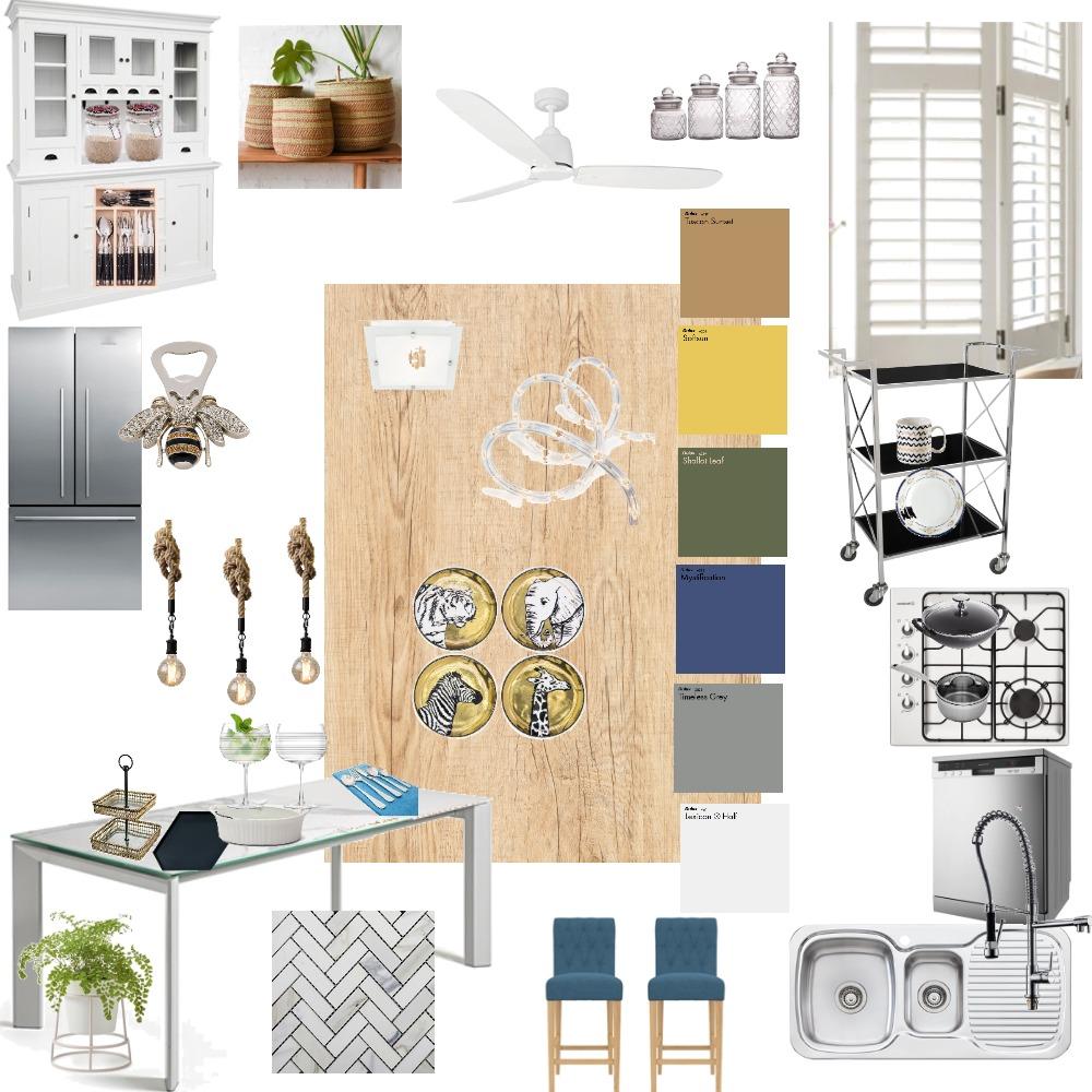 kitchen Interior Design Mood Board by ronakdoshi on Style Sourcebook