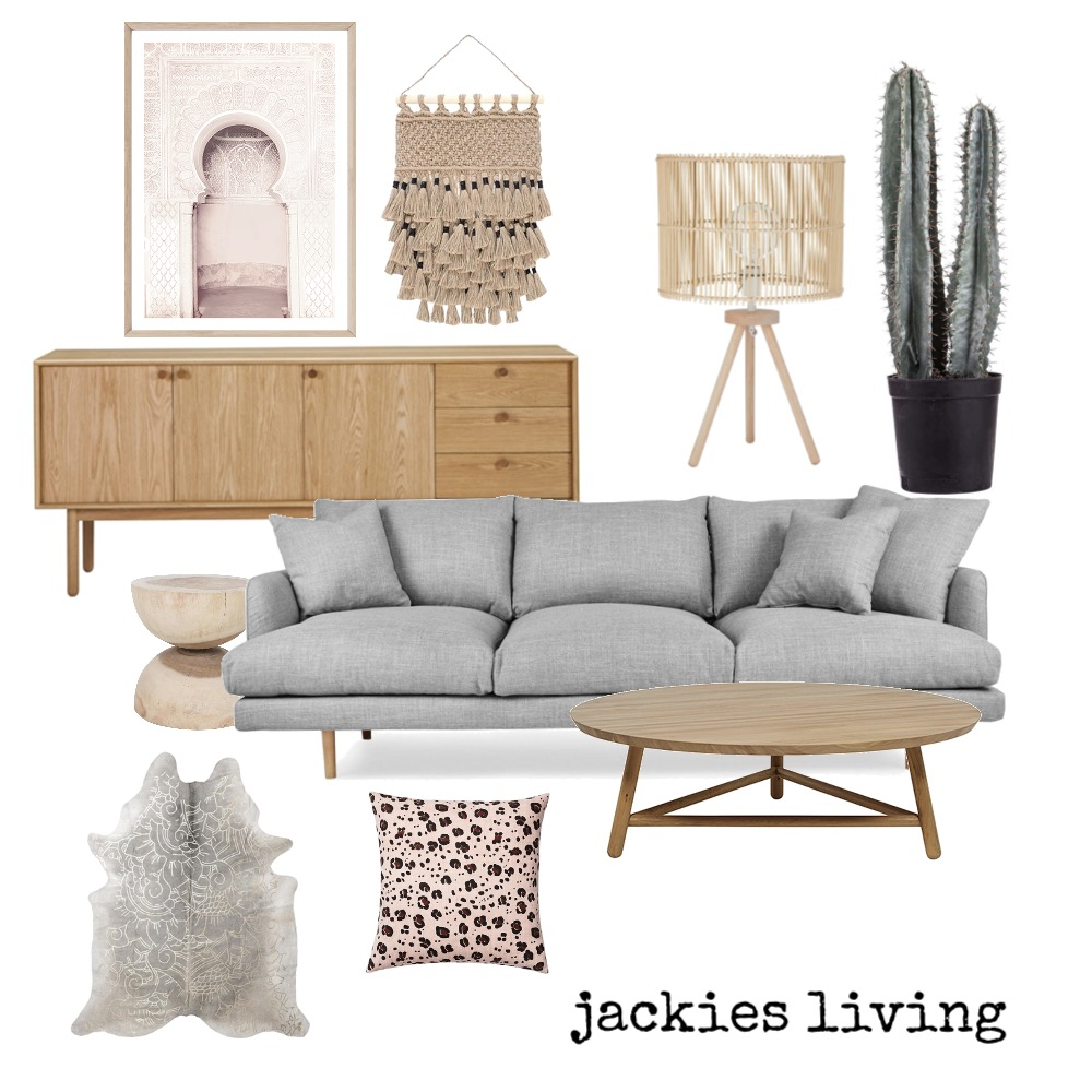 Jackie's living Interior Design Mood Board by Gold Chalk Interior Styling on Style Sourcebook