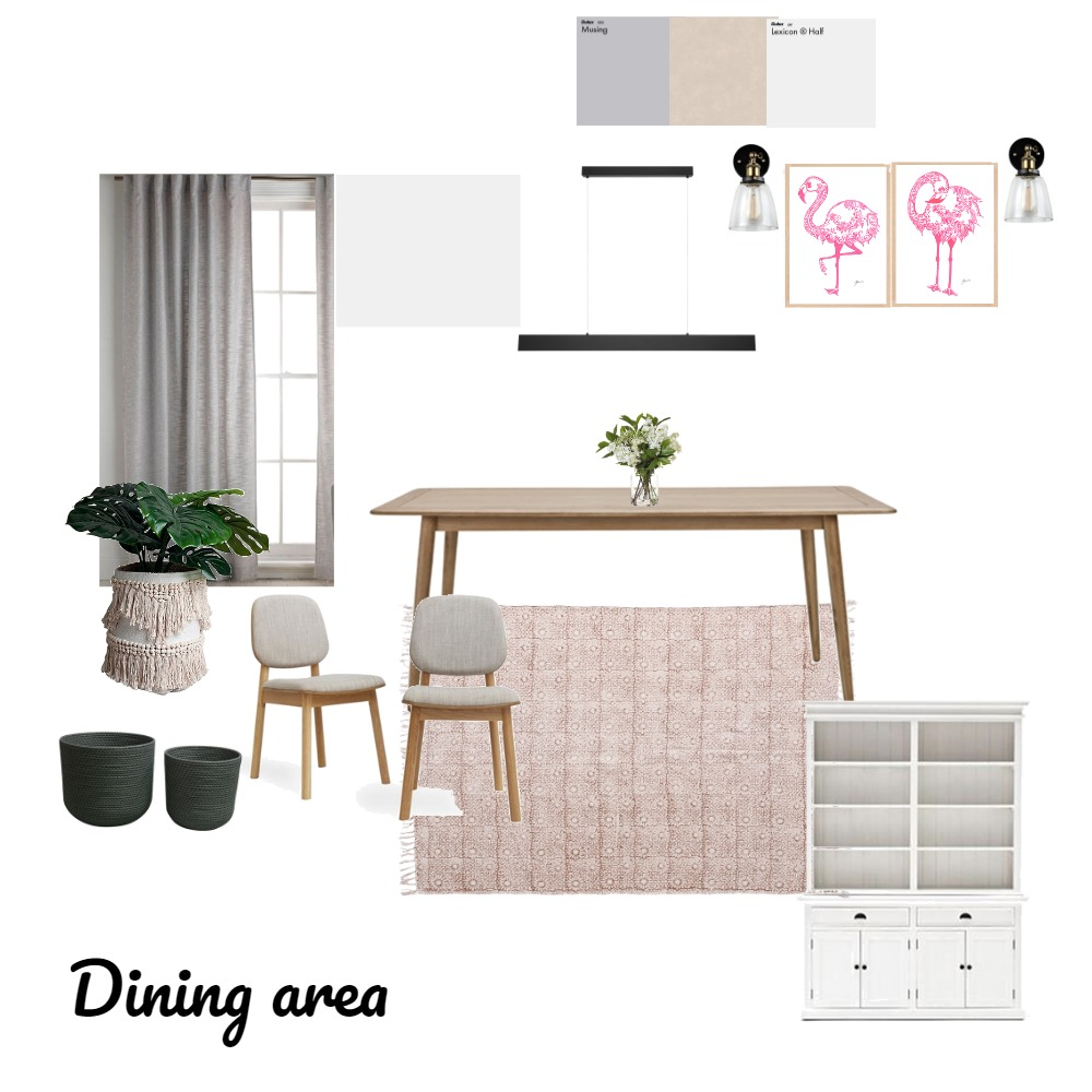 dining area Interior Design Mood Board by yaana on Style Sourcebook