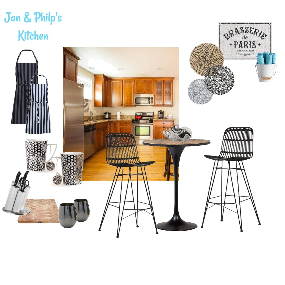 AirbnbHouse/Kitchen Interior Design Mood Board by Amydelusso on Style Sourcebook