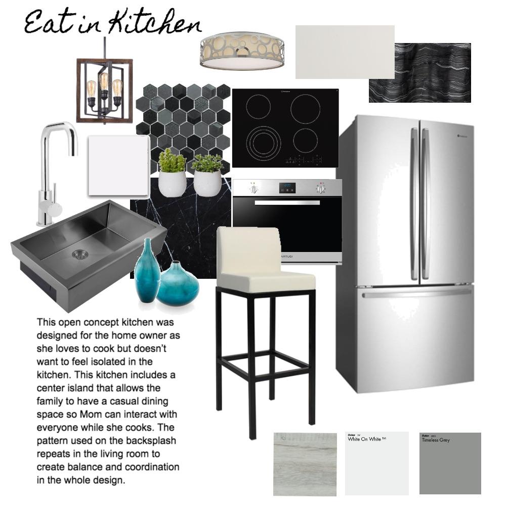Kitchen Interior Design Mood Board by patriclarke on Style Sourcebook