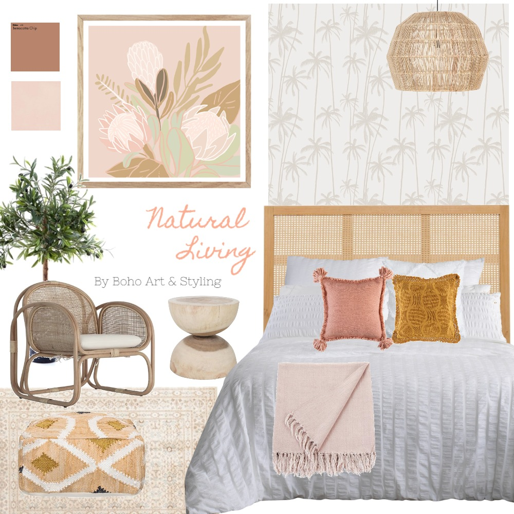 Art Styling Interior Design Mood Board by Boho Art & Styling on Style Sourcebook