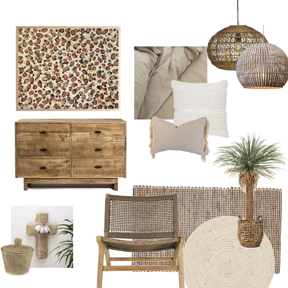 Rustic Coastal Artlovers Interior Design Mood Board by Simplestyling on Style Sourcebook