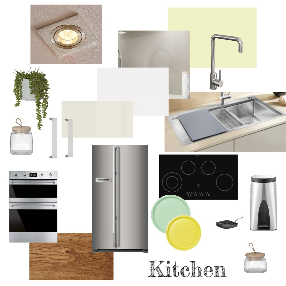 kitchen Interior Design Mood Board by agodber on Style Sourcebook