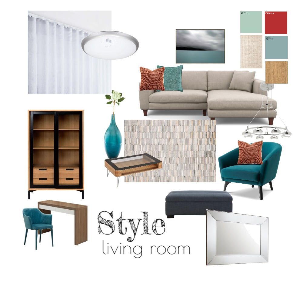 My first board Interior Design Mood Board by Maria on Style Sourcebook