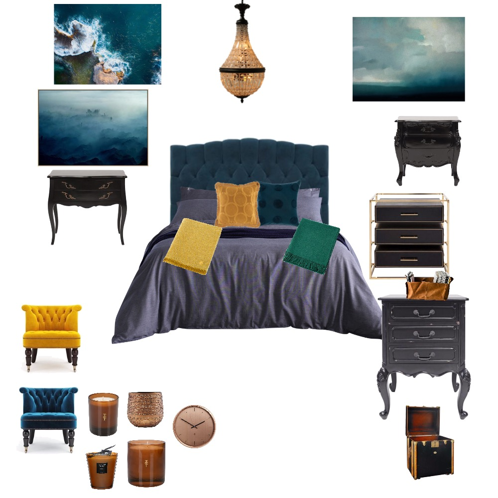 Lucas Master Bedroom Interior Design Mood Board by melaniemurphy on Style Sourcebook