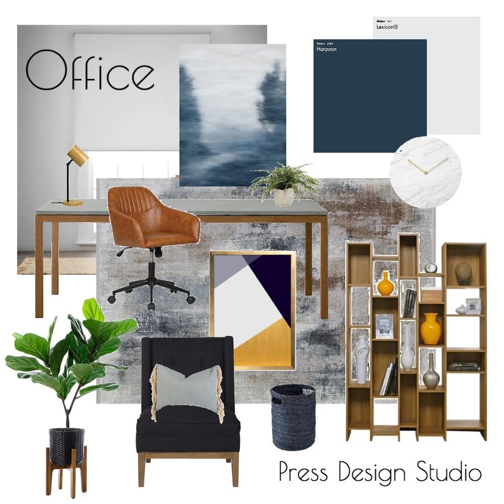 Office Interior Design Mood Board by RPressDesign on Style Sourcebook