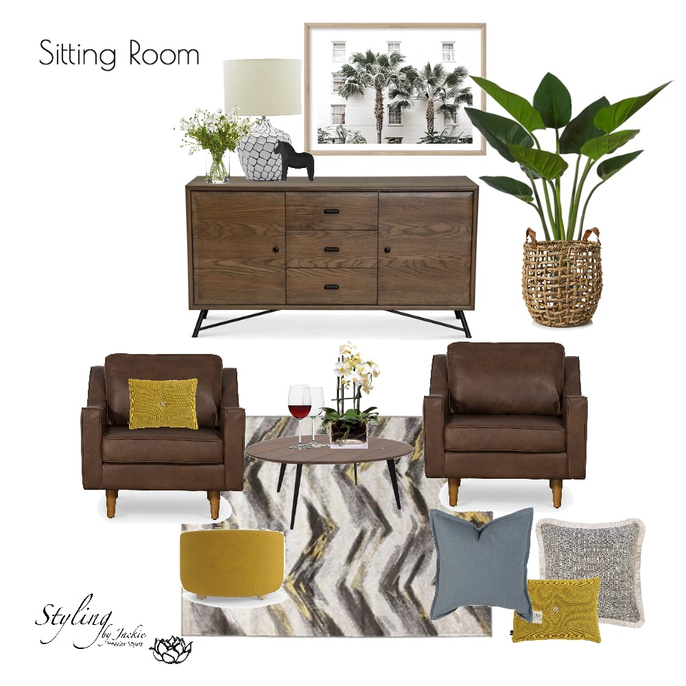 Mirella 2 Interior Design Mood Board by Styling by Jackie on Style Sourcebook