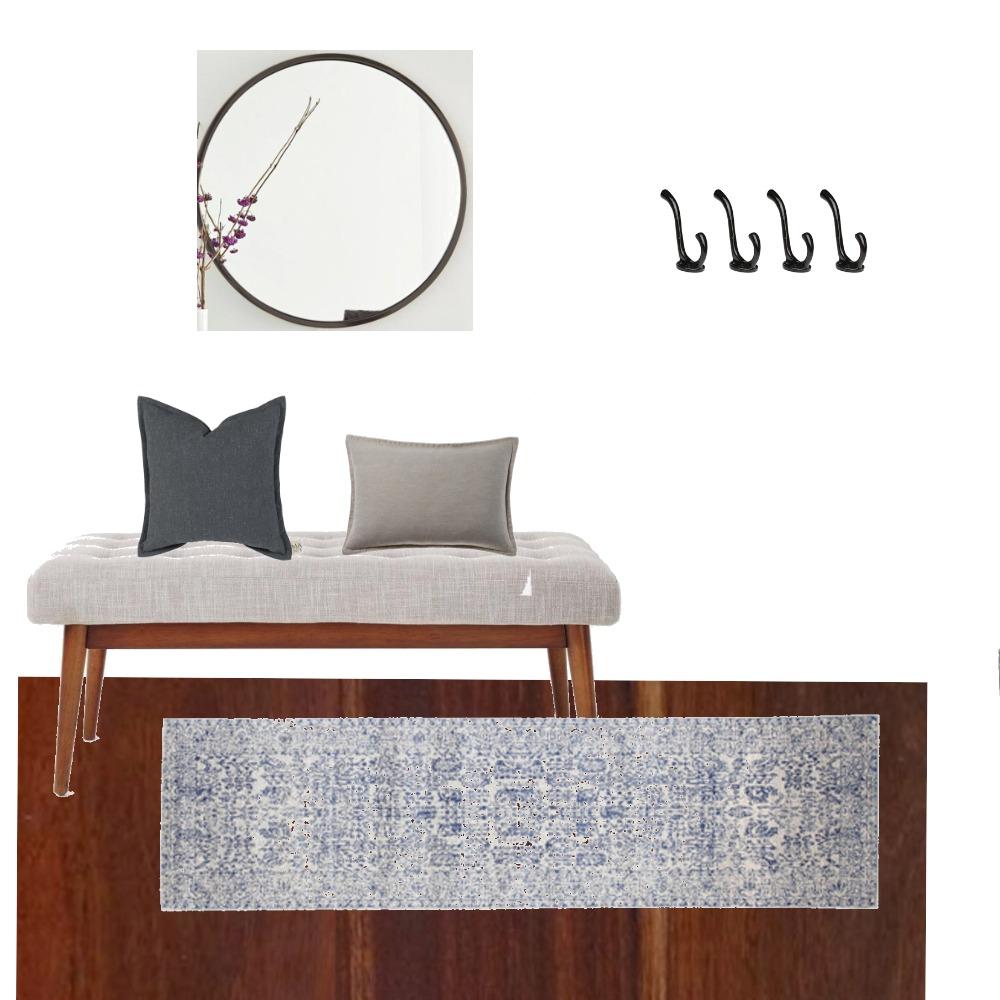 Hallway 2 Interior Design Mood Board by Katwarboys on Style Sourcebook