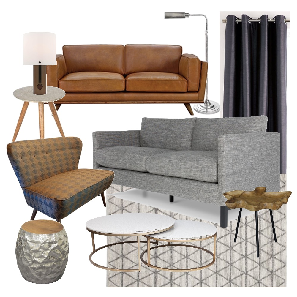 Living Interior Design Mood Board by Sabatino on Style Sourcebook