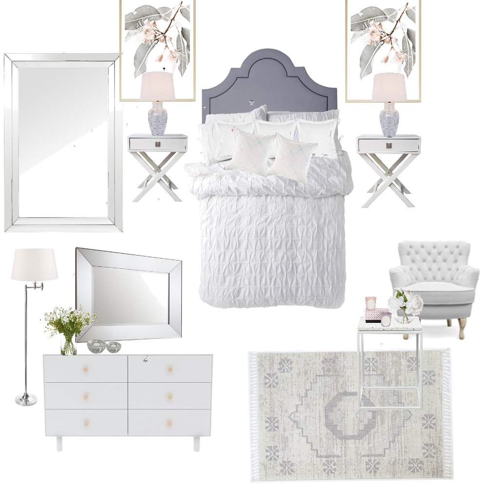 bedroom1 Interior Design Mood Board by Shosho746 on Style Sourcebook