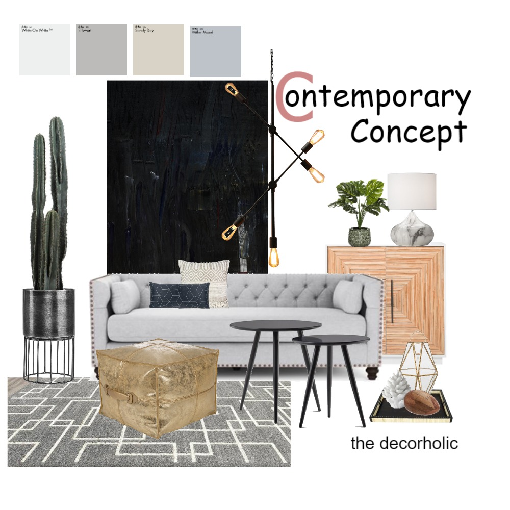 dechorlic Interior Design Mood Board by roman on Style Sourcebook