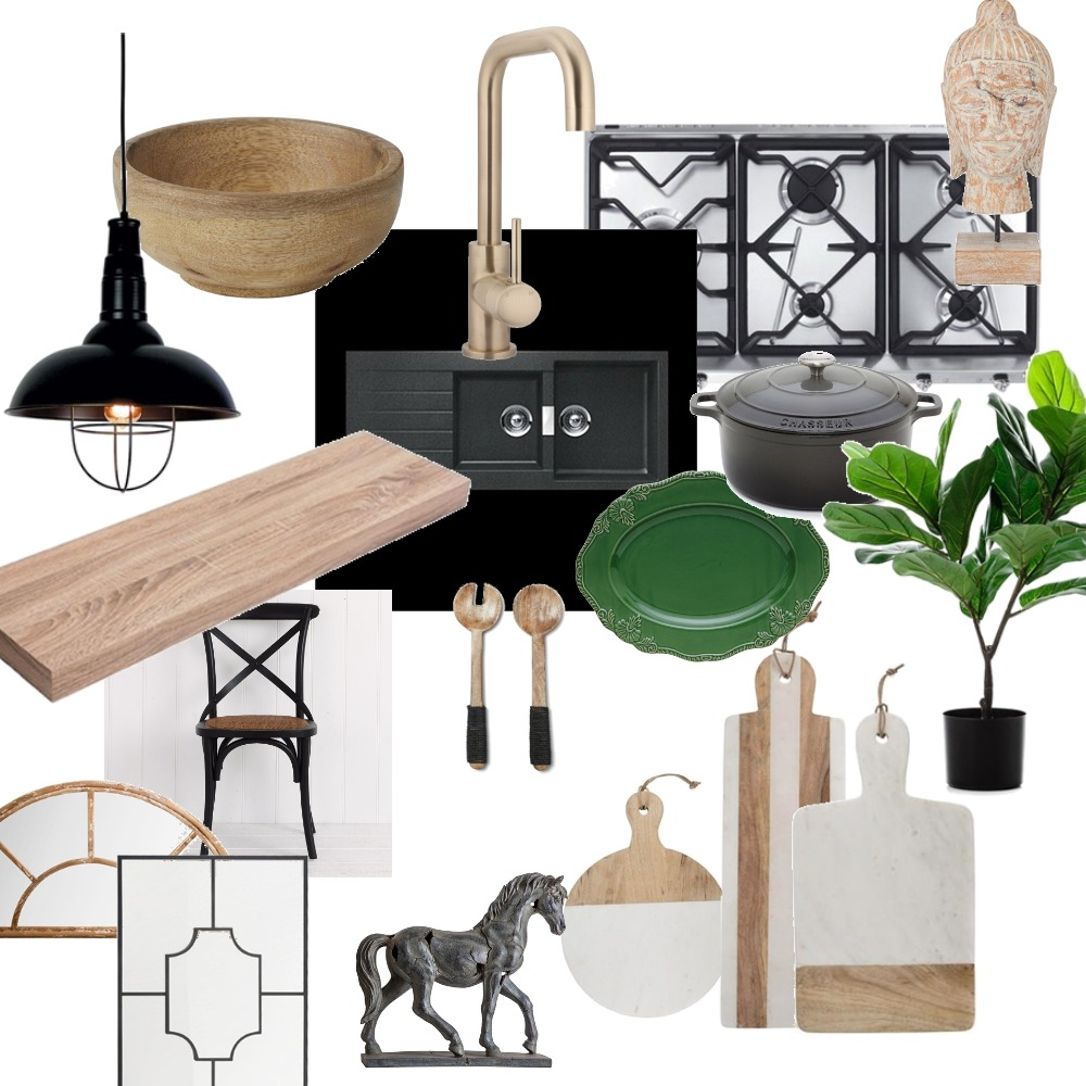 kjøkken01 Interior Design Mood Board by julieho on Style Sourcebook