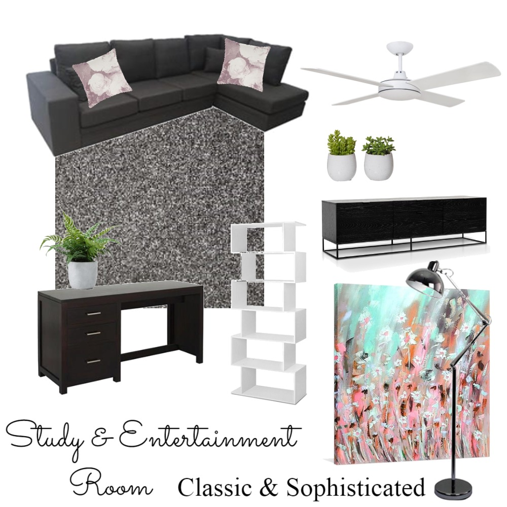 mod9 study Interior Design Mood Board by jasmine1 on Style Sourcebook