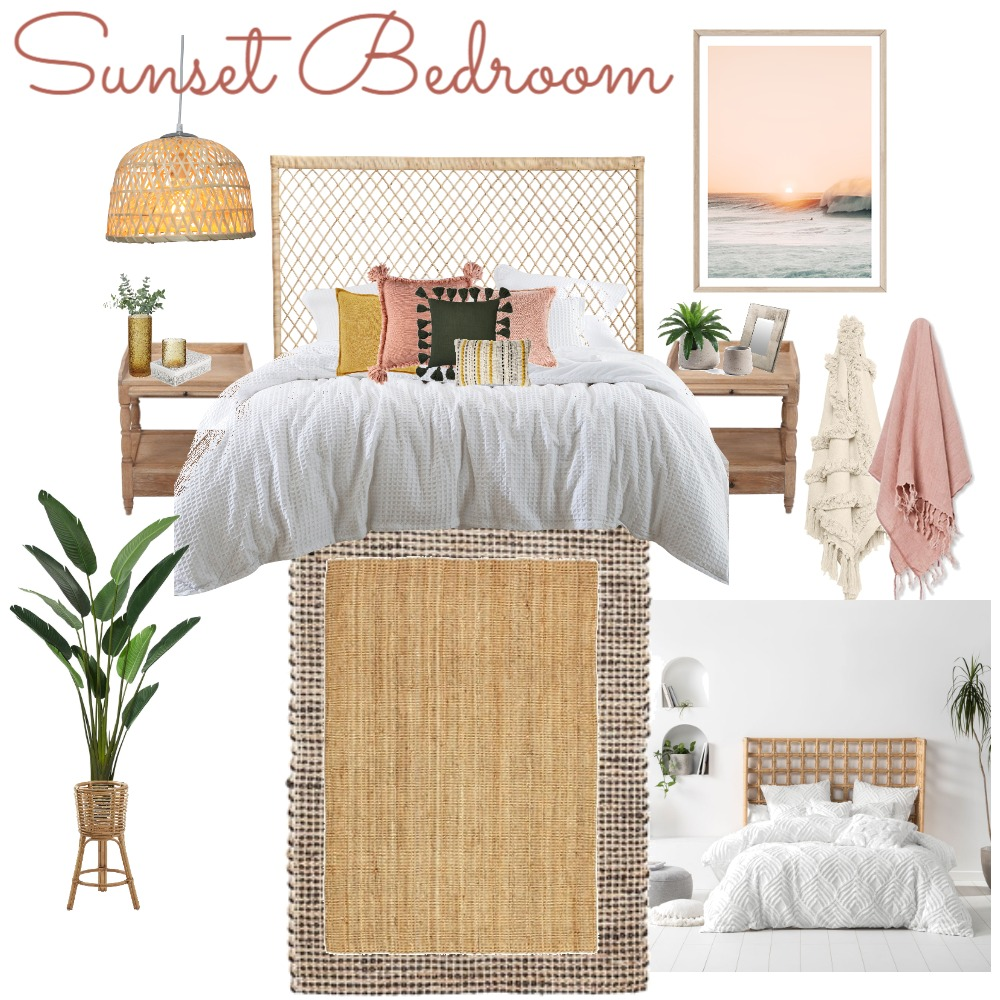 Guest Bedroom Mood Board by KatrinaLockhart on Style Sourcebook