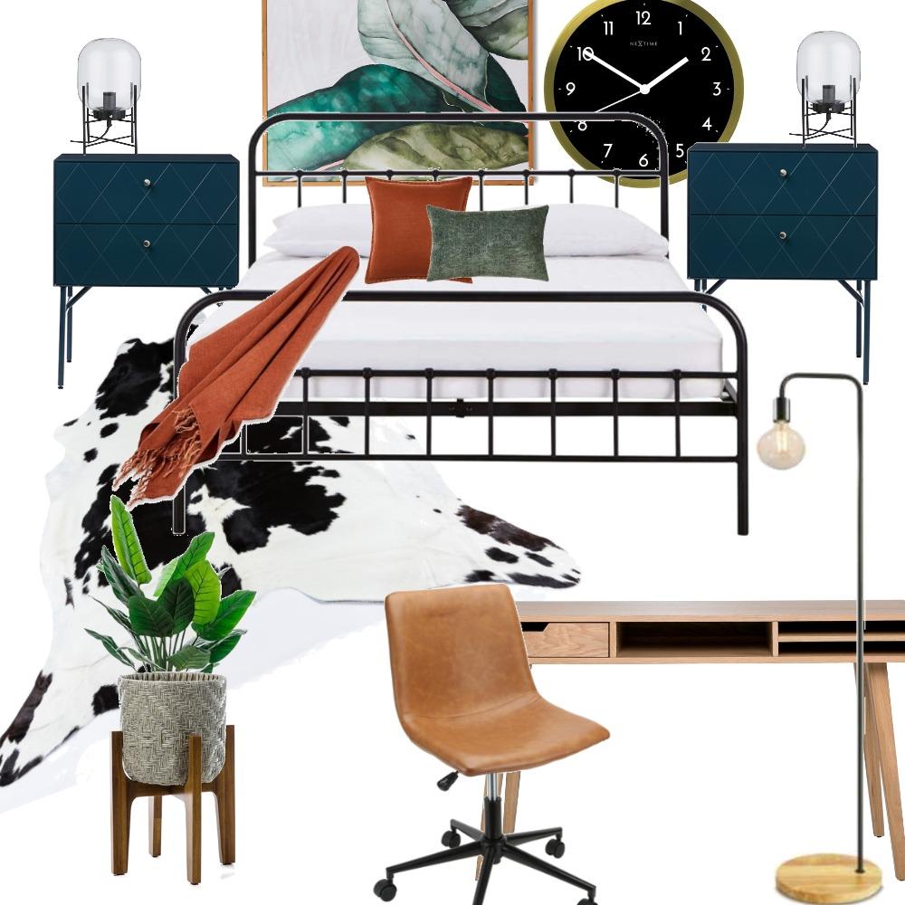 J.J Bedroom Mood Board by sm.x on Style Sourcebook