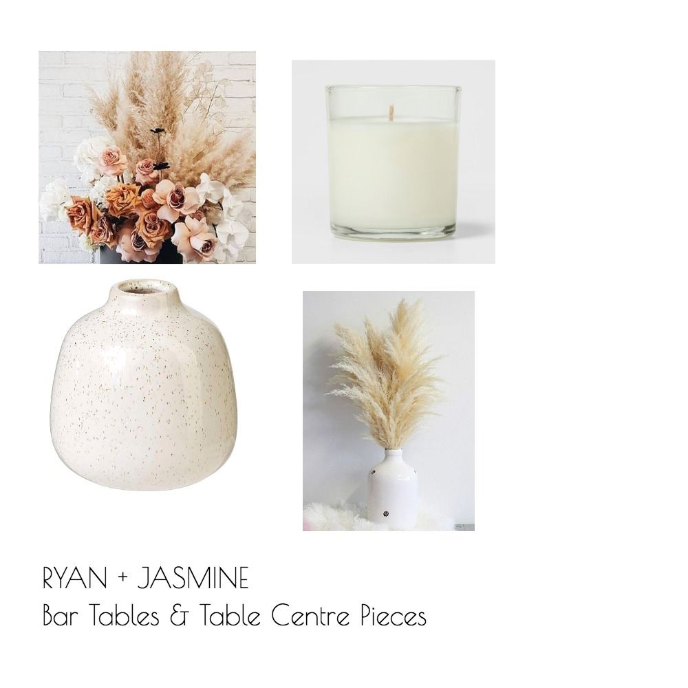 Ryan & Jasmine Table Centrepeices Mood Board by modernlovestyleco on Style Sourcebook