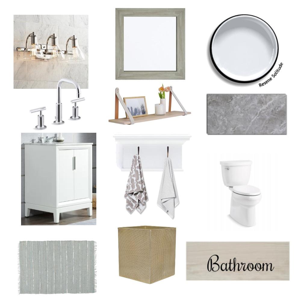Bathroom Mood Board by Abena on Style Sourcebook