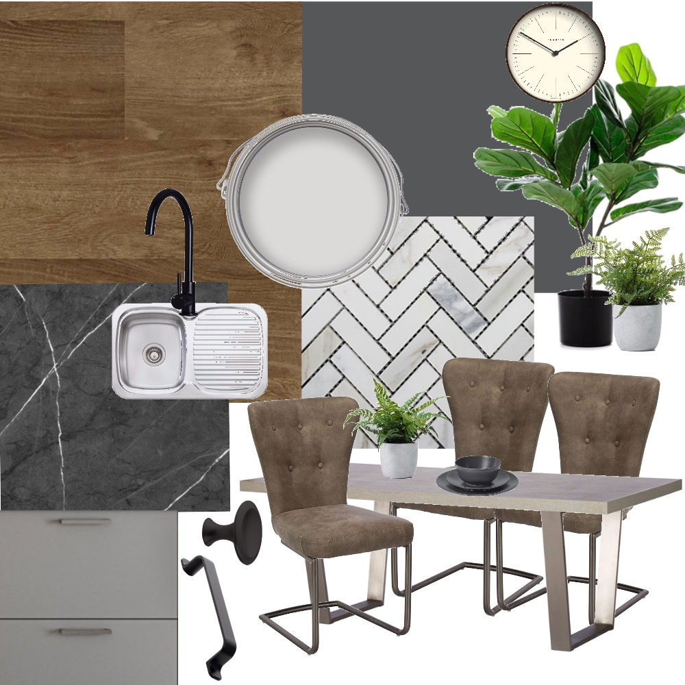 Reynolds Kitchen Mood Board by freyajpugh on Style Sourcebook