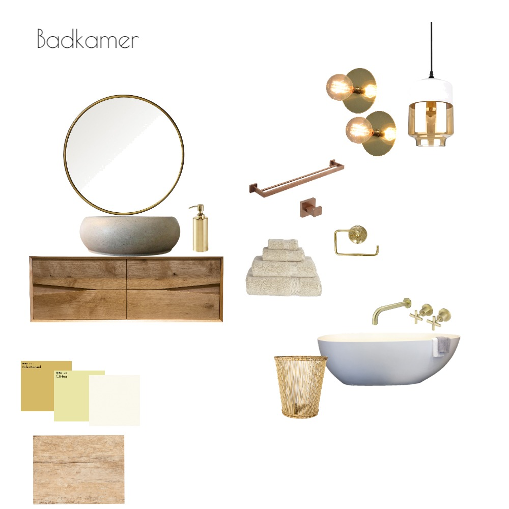 Badkamer (b&b) Mood Board by AnissaTa on Style Sourcebook
