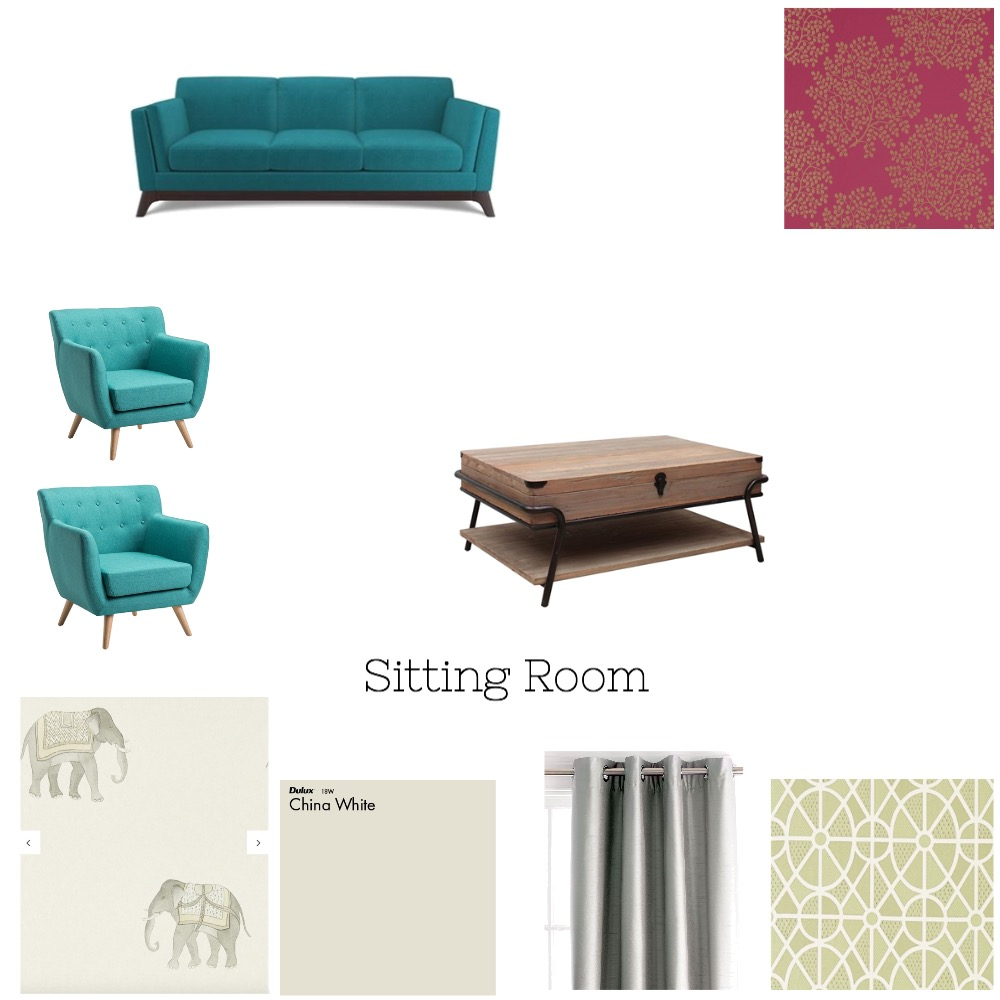 Sitting Room Mood Board by Onpoint on Style Sourcebook