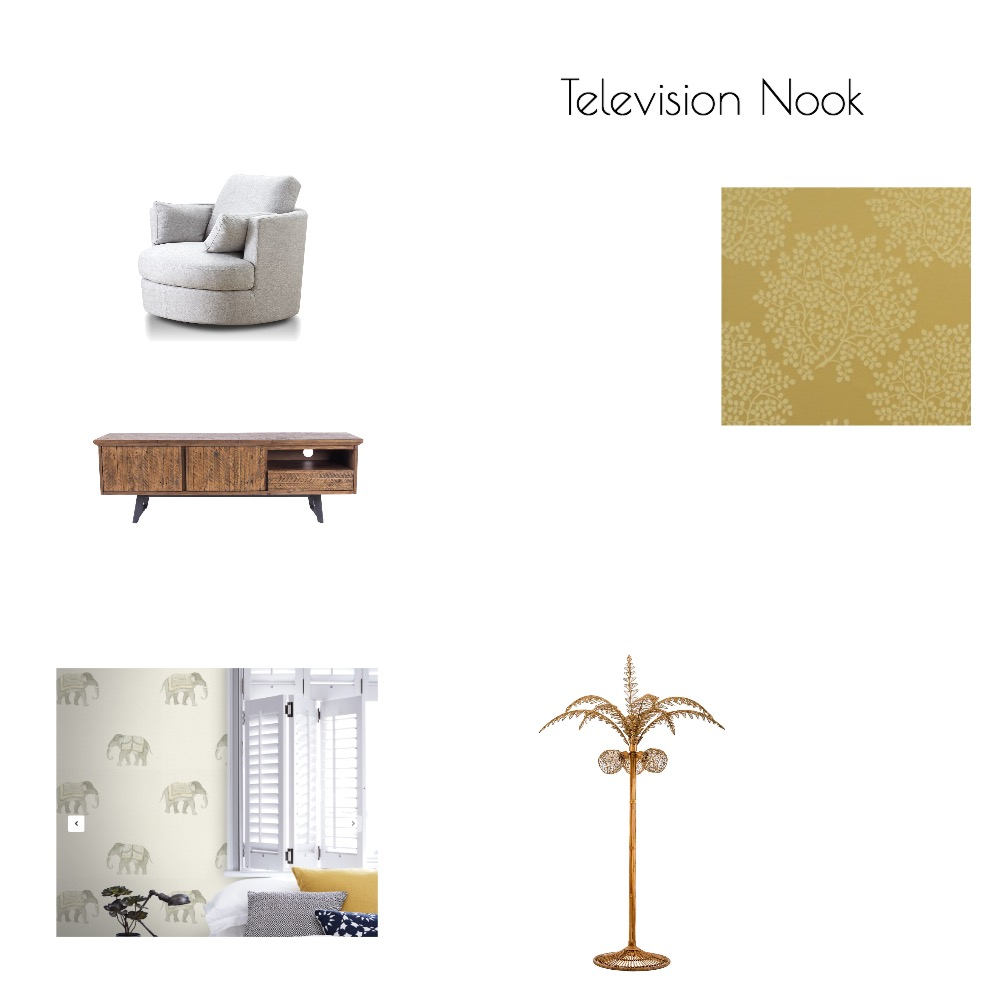 TV Room Mood Board by Onpoint on Style Sourcebook