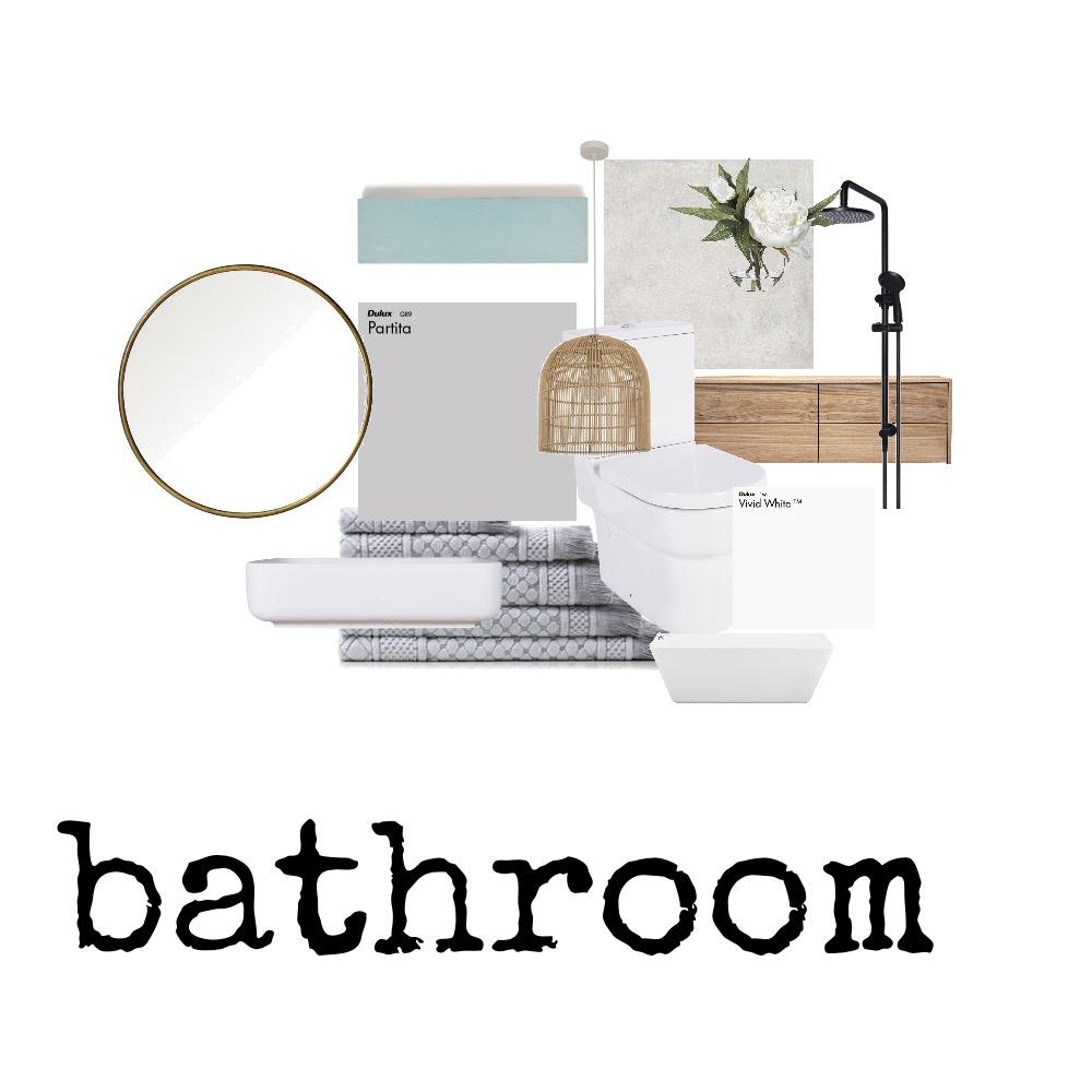 Coastal Hamptons Bathroom Mood Board by StyleChic on Style Sourcebook