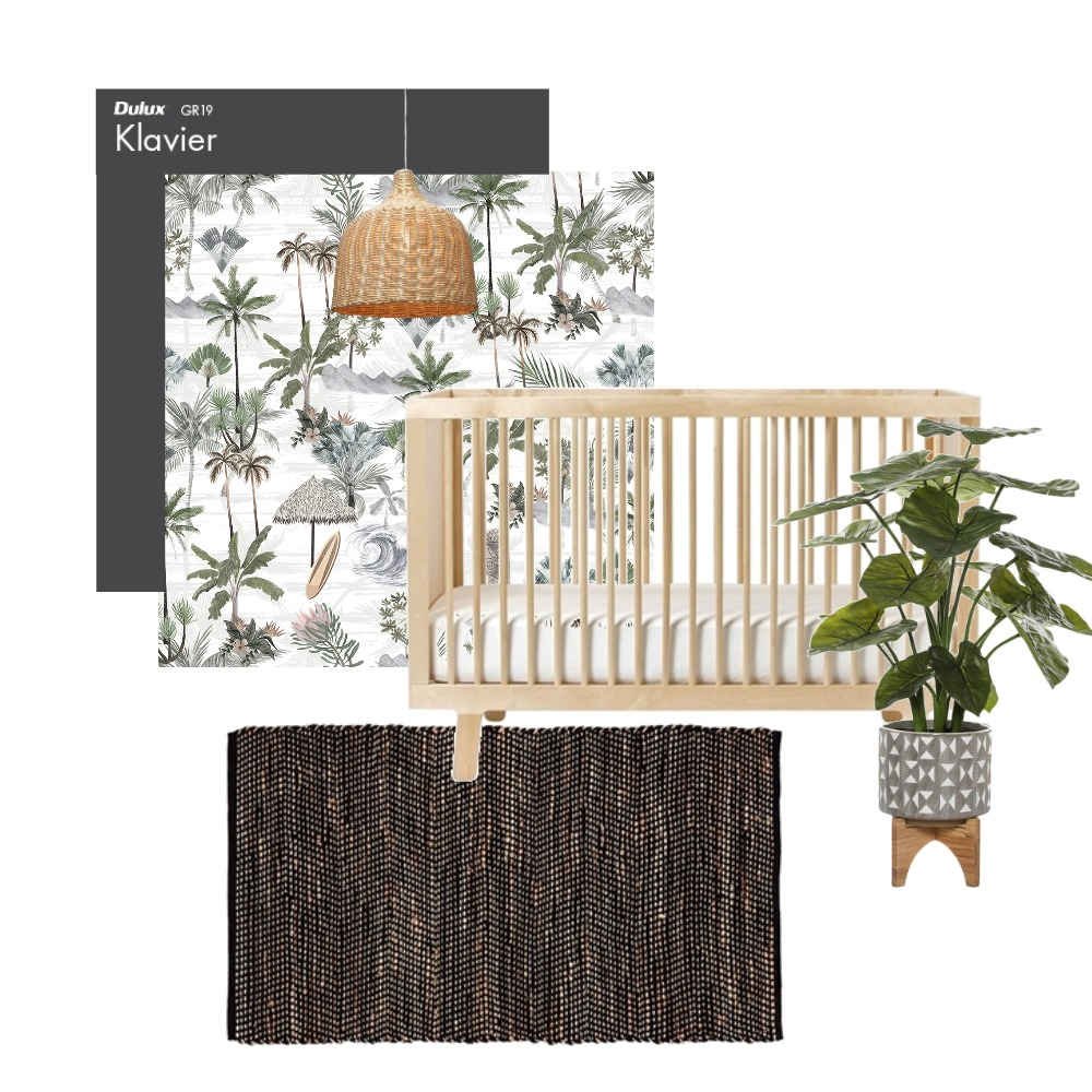 jungle nursery Mood Board by reneebrannigan on Style Sourcebook