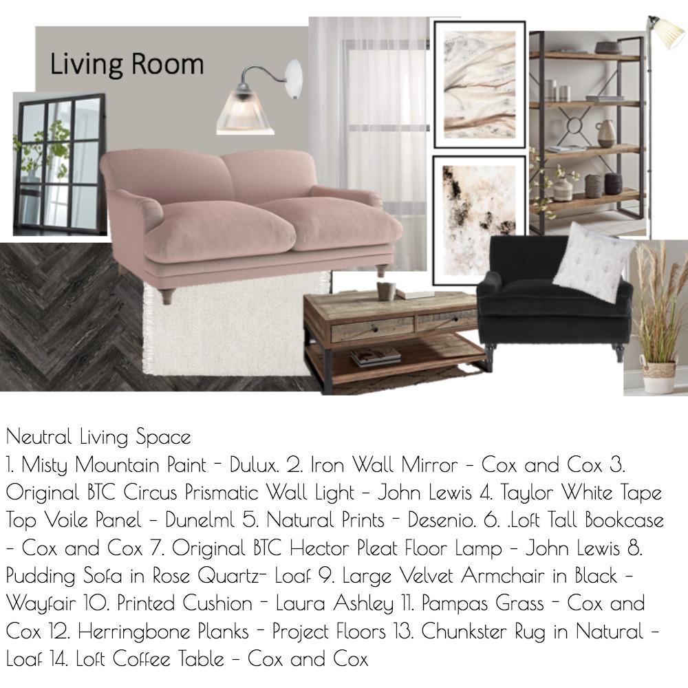 Living Room Mood Board by Daniellerobo on Style Sourcebook