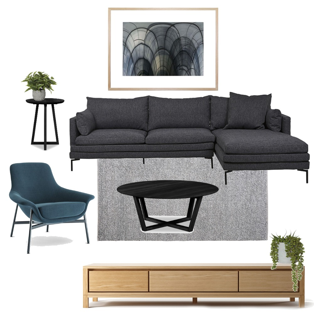 Sian Lounge Mood Board by DOT + POP on Style Sourcebook