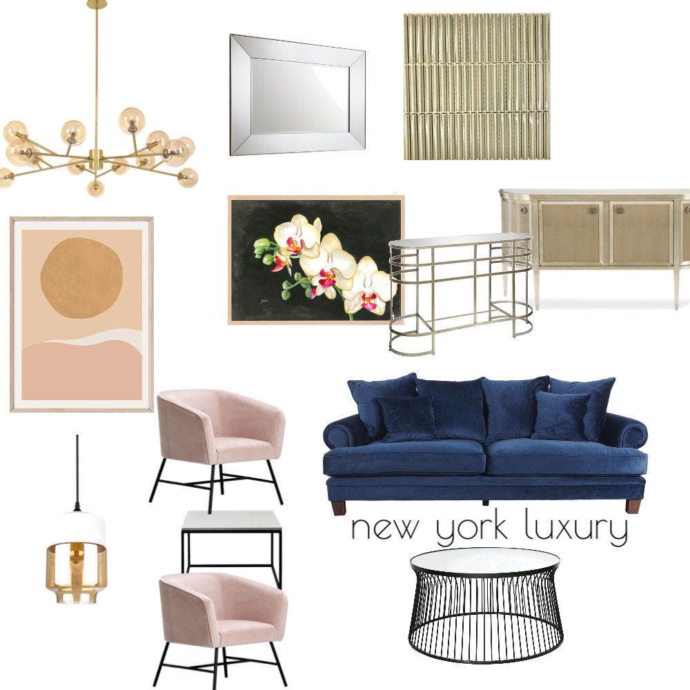 New York luxury Mood Board by tanyajohn82 on Style Sourcebook