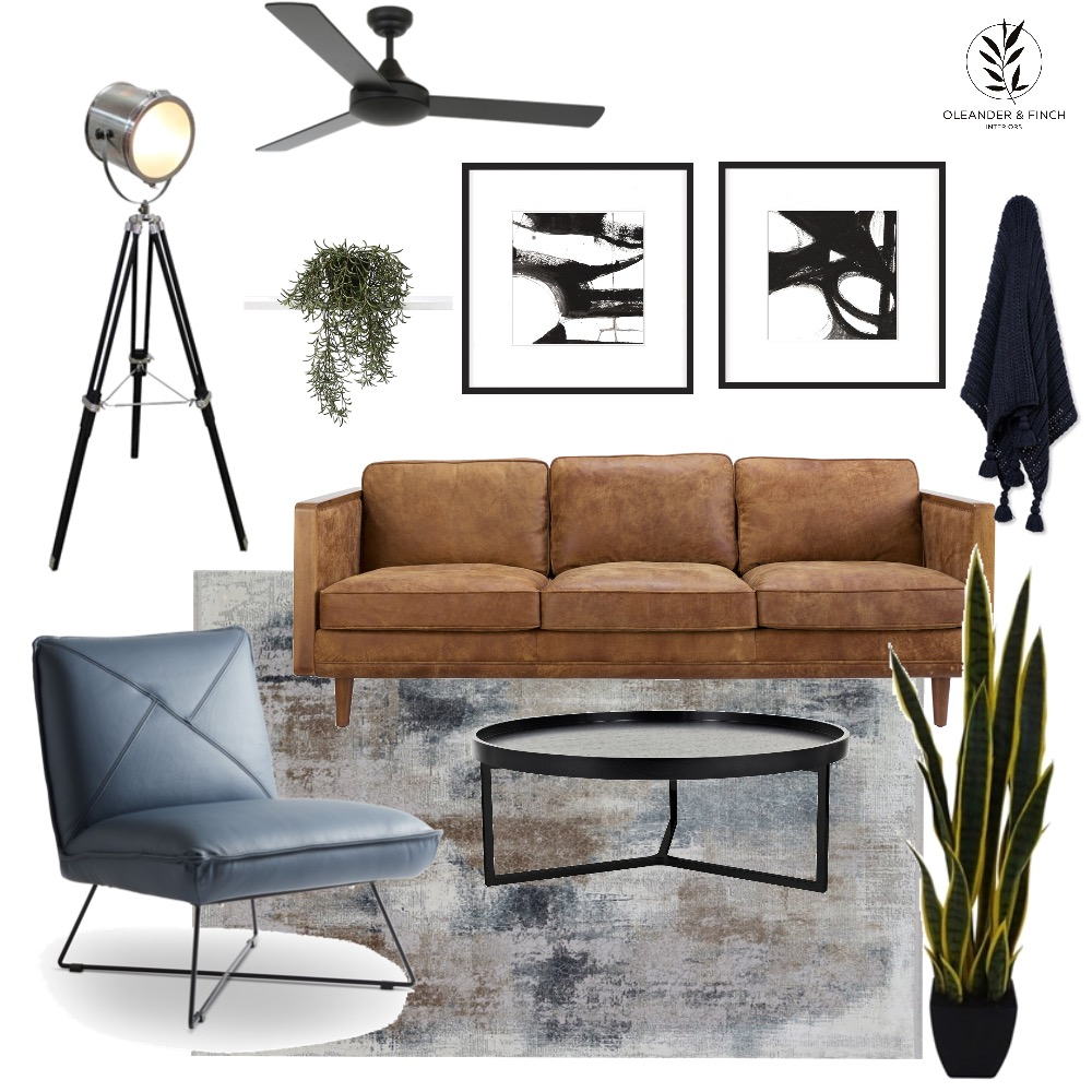 Version 2 Mood Board by Oleander & Finch Interiors on Style Sourcebook