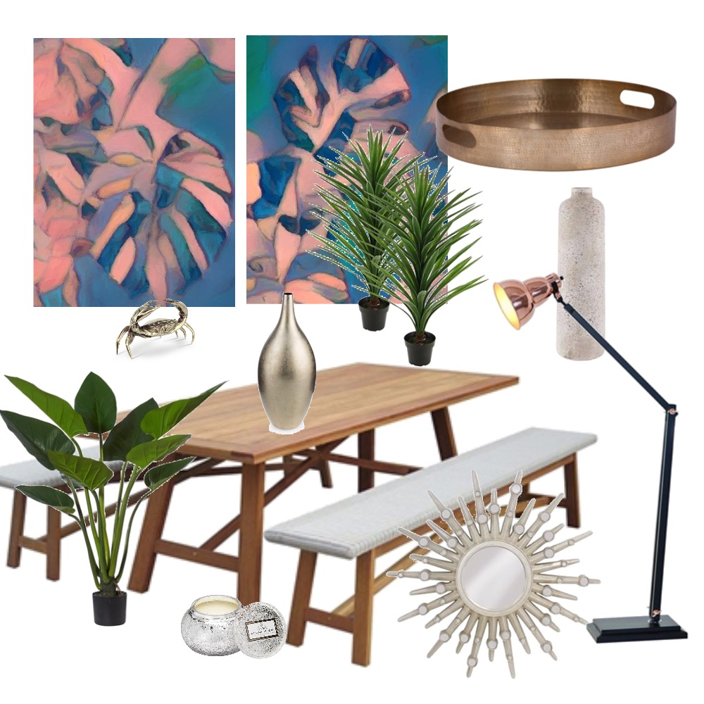 dining room Mood Board by bluefrost_ on Style Sourcebook