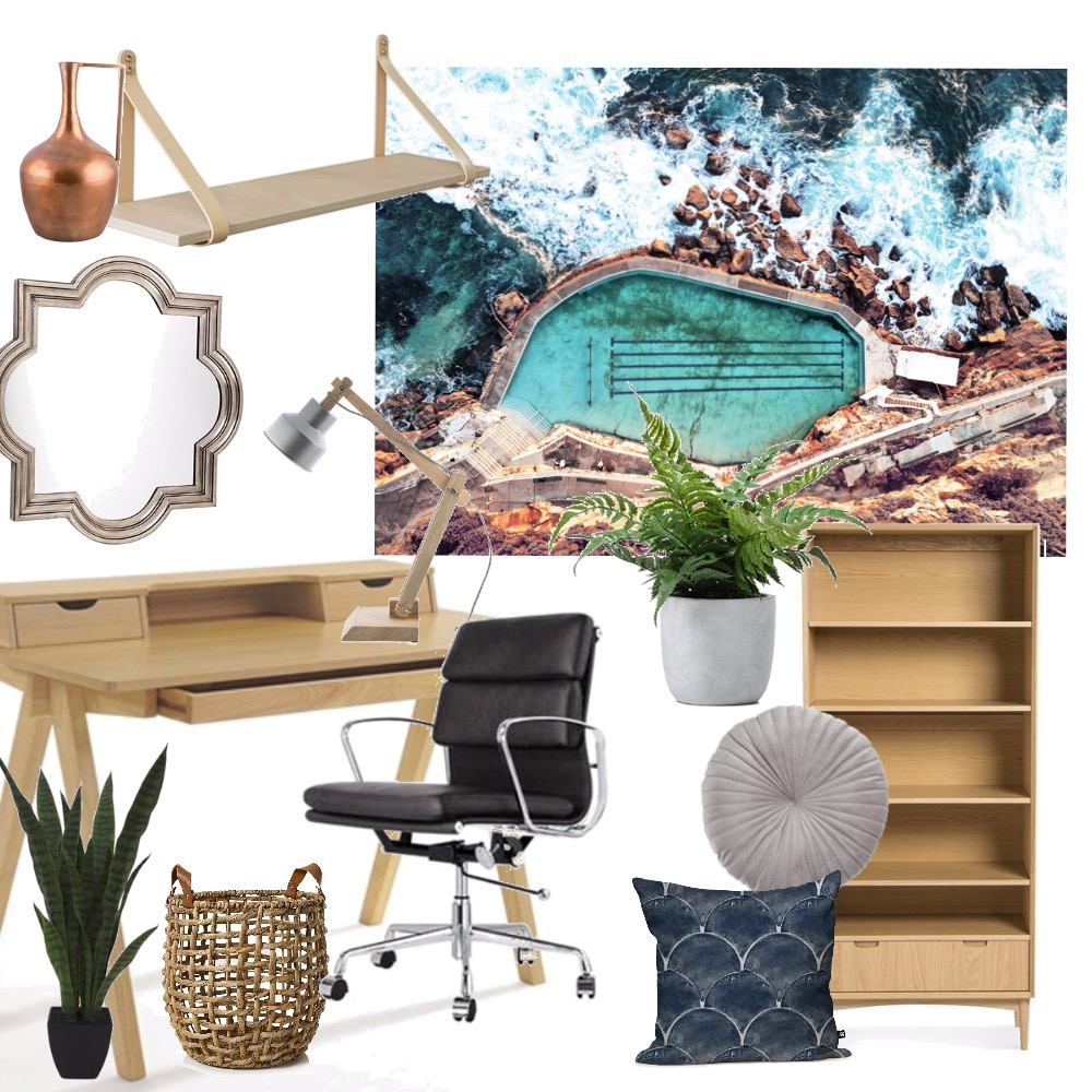 study Mood Board by bluefrost_ on Style Sourcebook