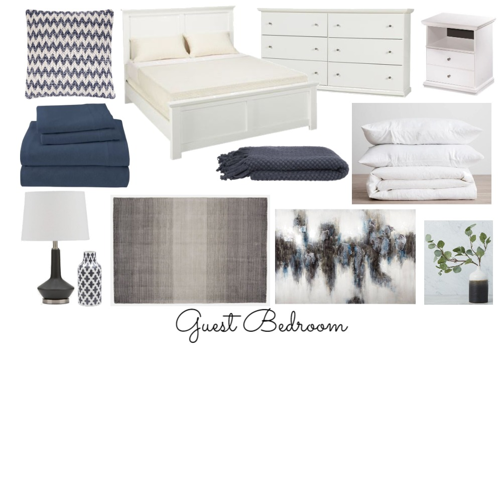 Corny - Guest Bed Mood Board by ddumeah on Style Sourcebook