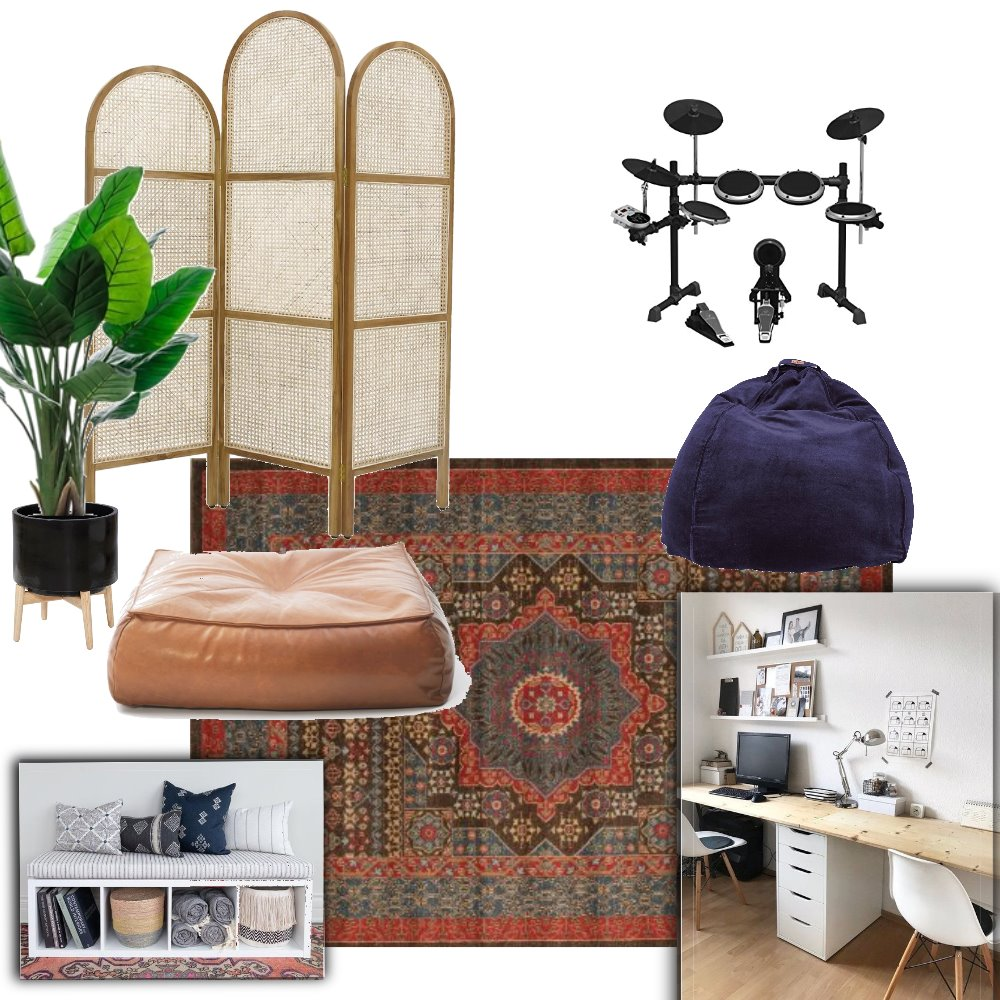 Gleeson - Office Rumpus Mood Board by Holm_and_Wood on Style Sourcebook
