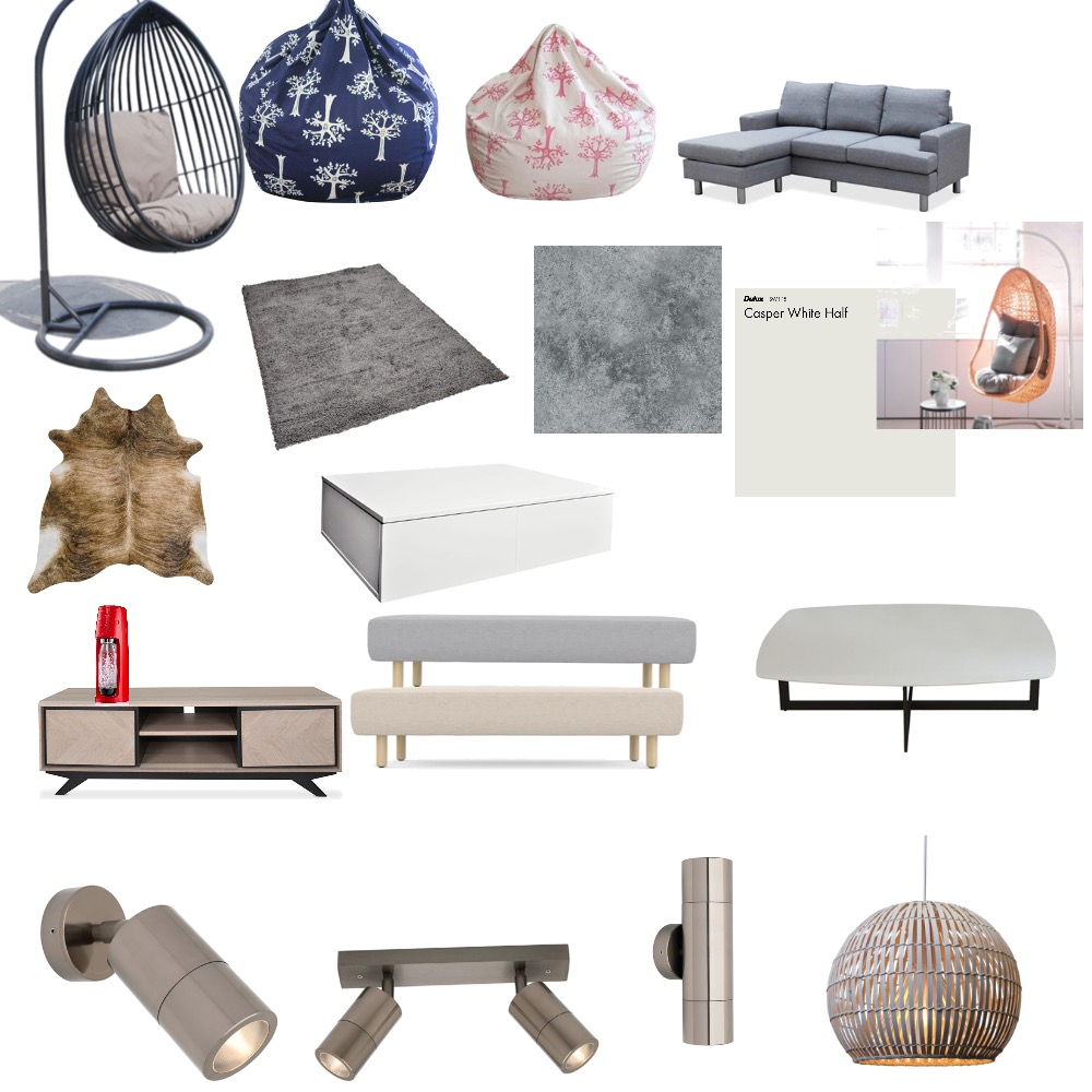 Tori and Rohan rumpus Mood Board by Cybelle on Style Sourcebook
