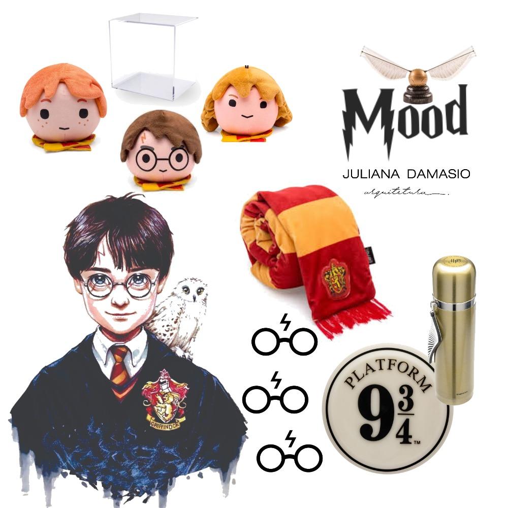 harry potter Mood Board by julianawwr on Style Sourcebook