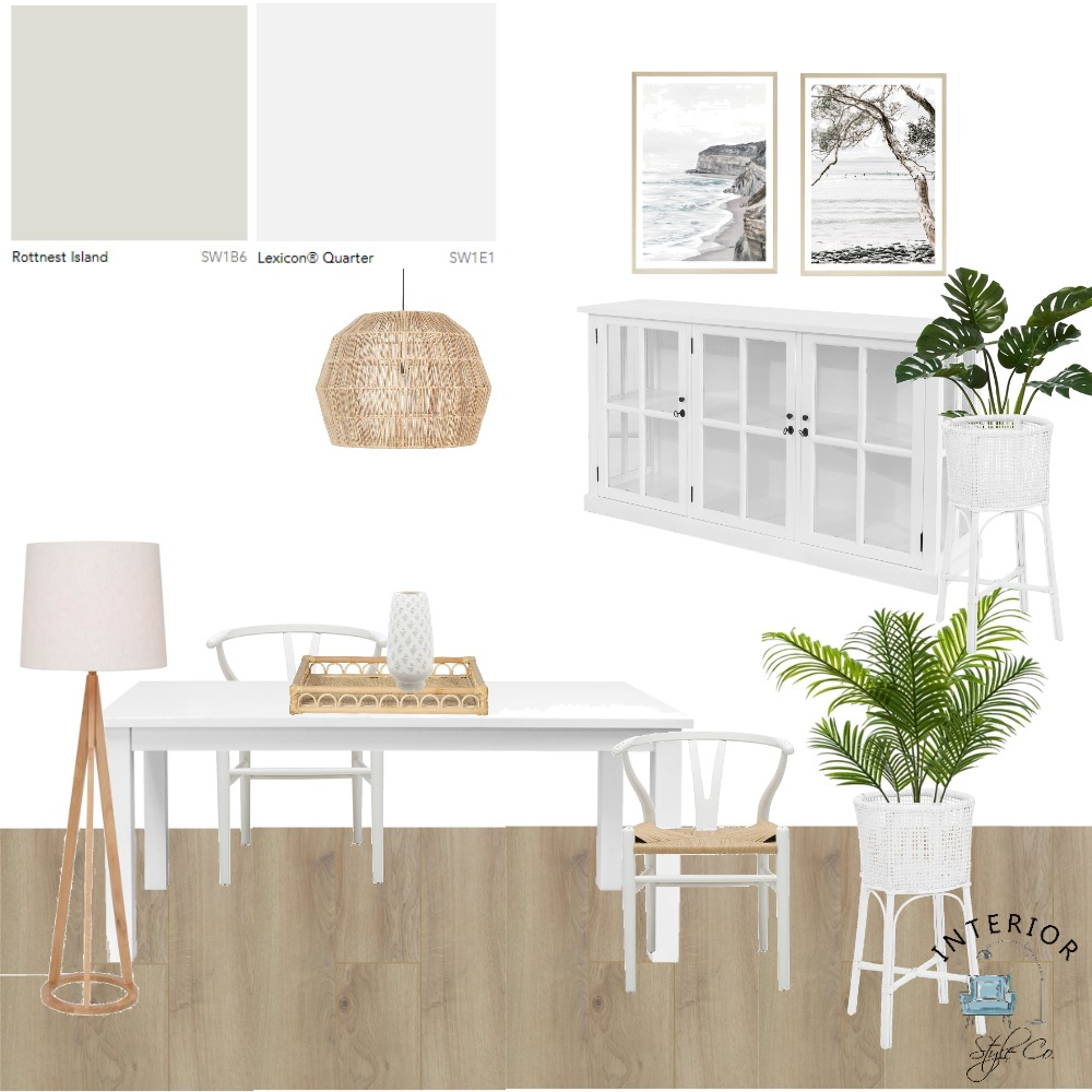 Dining Room Teaser Board 2 Mood Board by Interior Style Co. on Style Sourcebook
