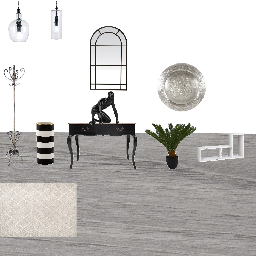 Entry Hall Mood Board by c.A on Style Sourcebook