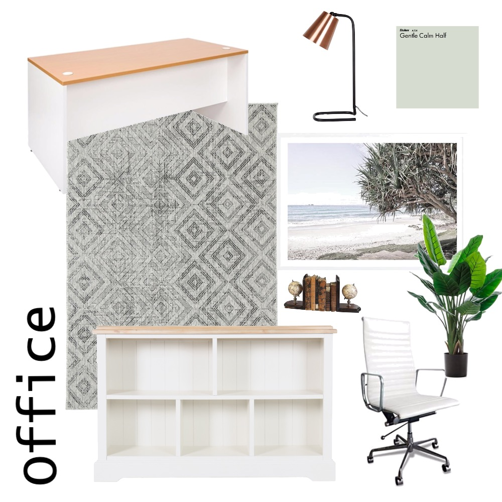 Office Mood Board by Rachelhorsley on Style Sourcebook