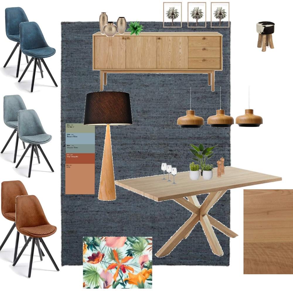Dining room Mood Board by Heather on Style Sourcebook